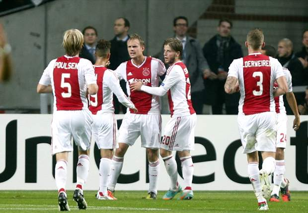 De Boer: Manchester City had no answers for Ajax's play