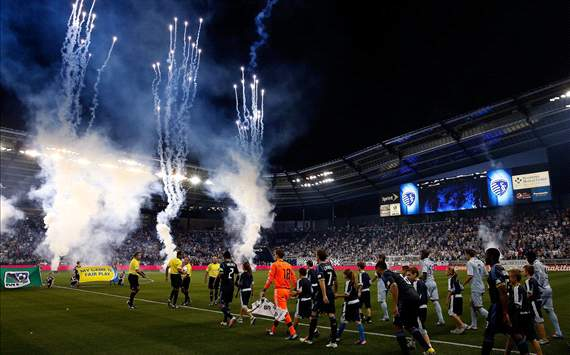 Sporting Kansas City - Philadelphia Union, MLS