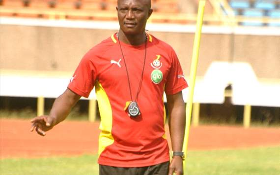 2013 Afcon: Expect more from the Black Stars - Kwesi Appiah