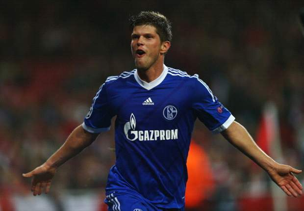 Schalke general manager dismisses Huntelaar Arsenal link