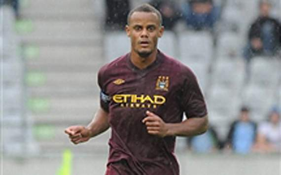 Kompany injuries 'a concern', admits Manchester City assistant Platt