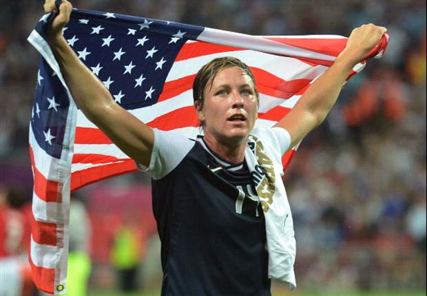 Wambach wins FIFA Women's World Player of the Year; Sundhage named top coach