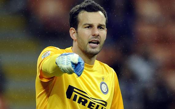 Handanovic: Juventus clash a game like any other