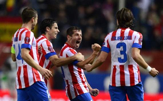 Filipe Luis puts Atletico Madrid's success down to teamwork