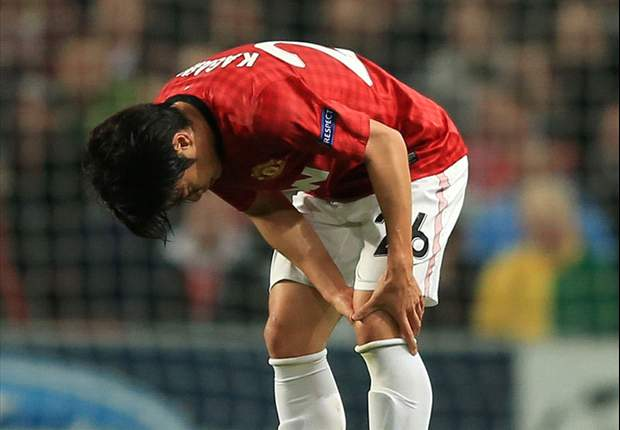 Sir Alex Ferguson says Kagawa is still 'a few weeks away' from Manchester United return