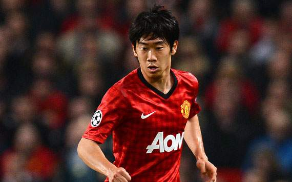 Shinji Kagawa to hand Manchester United fitness boost with training return