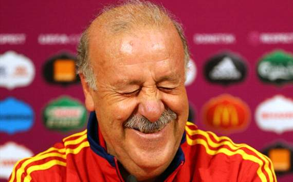 Spain job will be my last, says Del Bosque