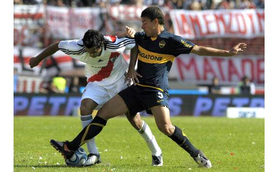 River-Boca 2008 / Falcao-Battaglia