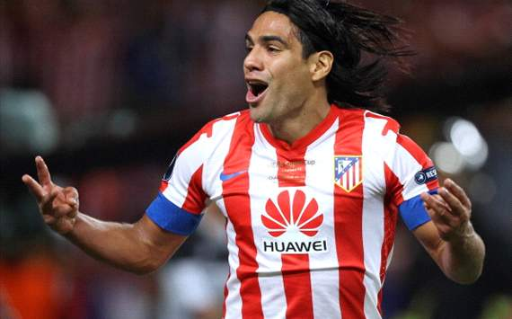 Falcao se quedar hasta el fin de la temporada con el Atltico de Madrid