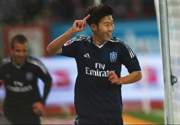 Liverpool target Son Heung-Min unsure of Hamburg stay