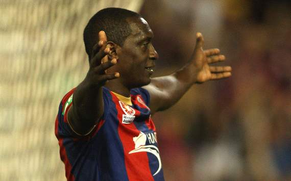 Heskey receives Bridges' England backing