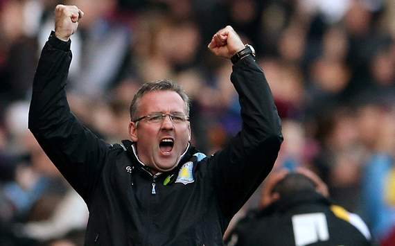 Paul Lambert hails Aston Villa after comeback victory over QPR