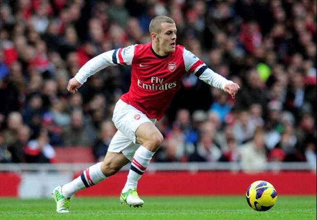 Wilshere looking to push on after making Arsenal return
