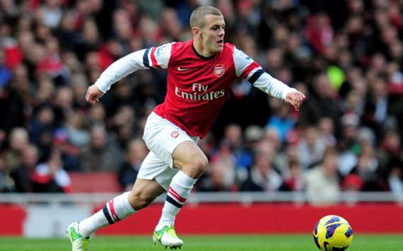 Suspended Wilshere determined to be fresh for Tottenham clash