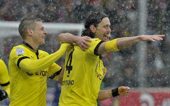 Germany, Bundesliga, SC Freiburg vs. Borussia Dortmund, Neven Subotic