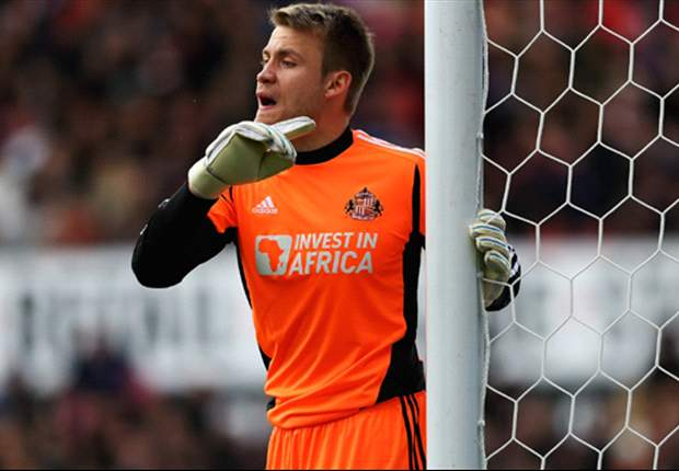 Mignolet: Sunderland cannot settle for a point against Fulham