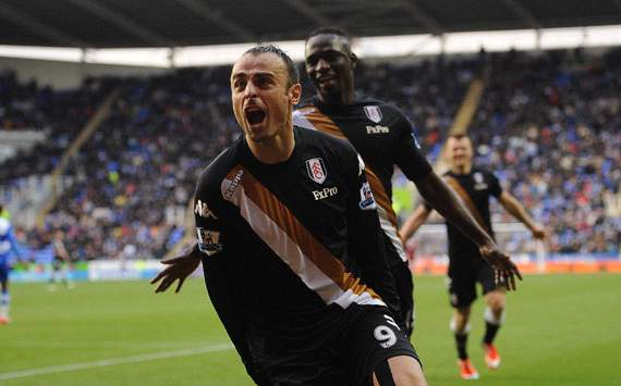 Berbatov rubbishes claims he was lazy at Manchester United