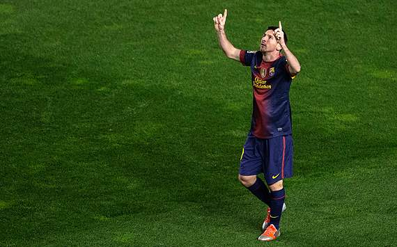 Messi has a special gene, says Unai Emery