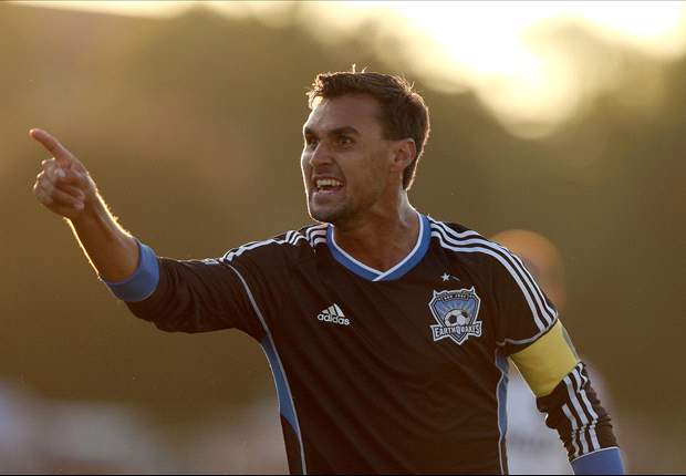 Wondolowski lauded after receiving MVP award