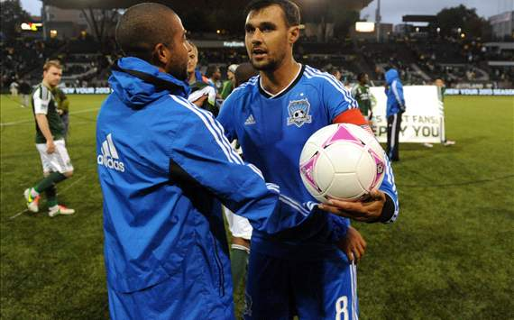 Chris Wondolowski, San Jose Earthquakes, MLS