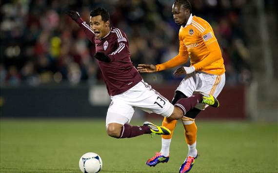 Kamani Hill, Colorado Rapids; Macoumba Kandji, Houston Dynamo; MLS
