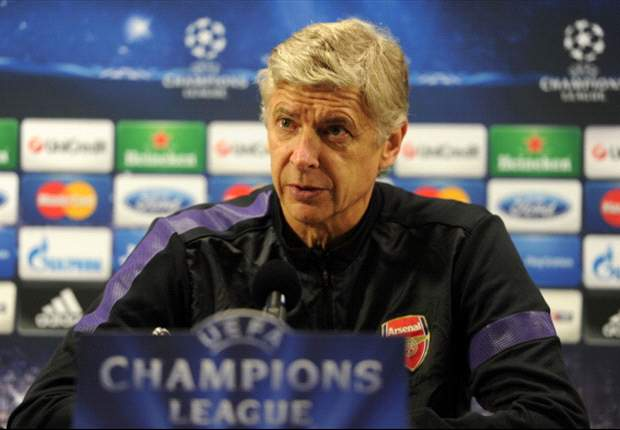 Watch Wenger's furious pre-Bayern Munich press conference