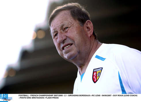 Ligue 2, AJA - Guy Roux rassurant