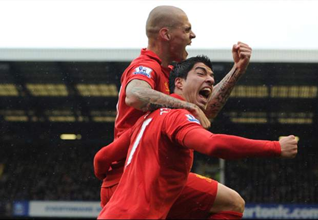 Suarez's form must be giving defenders 'nightmares', says Skrtel
