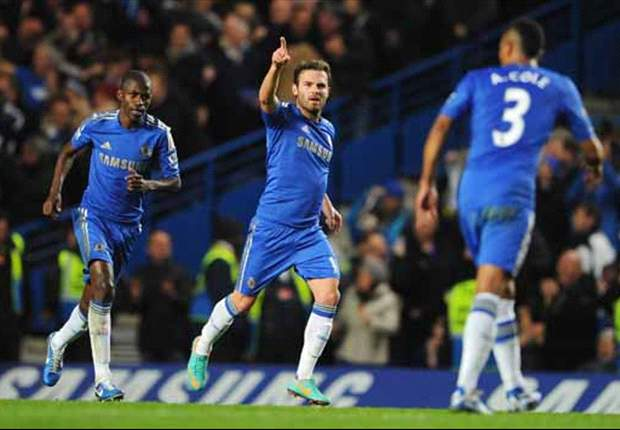 Spirit of Drogba lives on in lionheart Mata as Chelsea demonstrate title credentials
