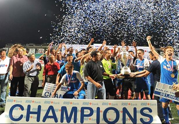 Five outstanding South-east Asian clubs: Warriors FC