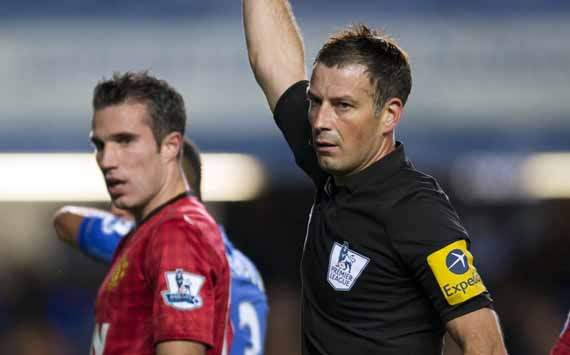 Police drop investigation into alleged racist comments made by Mark Clattenburg