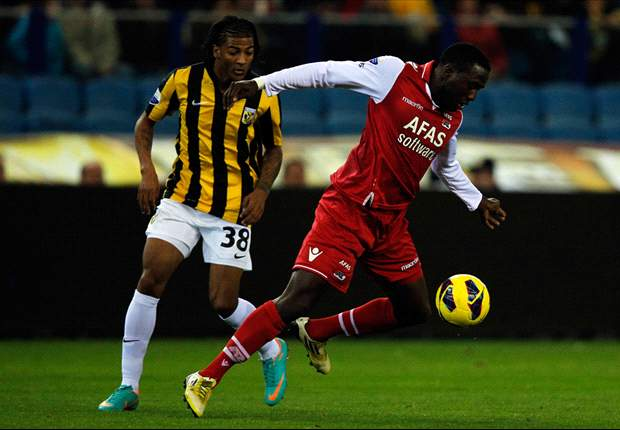 Jozy Altidore nets hat trick in win over Vitesse