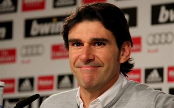Aitor Karanka - Real Madrid