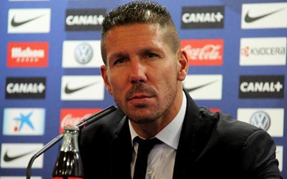 Diego Simeone: Falcao ser titular