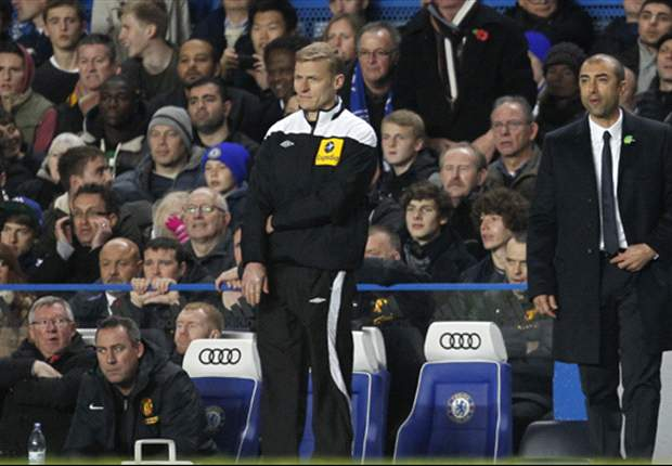 Di Matteo: Referee treatment has been unfair on Chelsea