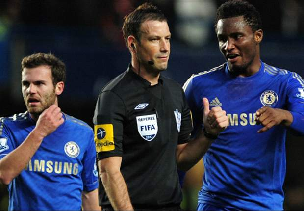Chelsea accused of 'cover-up' over Clattenburg