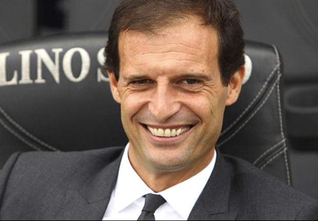 Allegri: AC Milan moving in the right direction