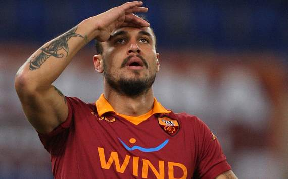 Pablo Osvaldo - Roma