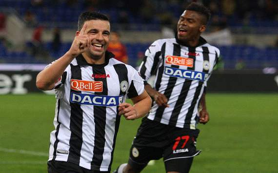 Serie A Team of the Week: Di Natale double takes the plaudits in controversial weekend
