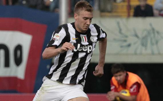 Bendtner pleased to assist Juventus winner against Catania