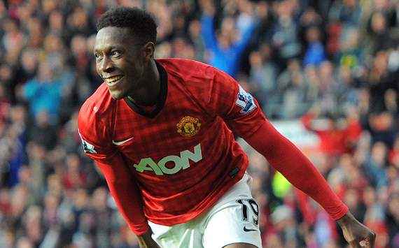 Van Persie makes me a better player, says Welbeck