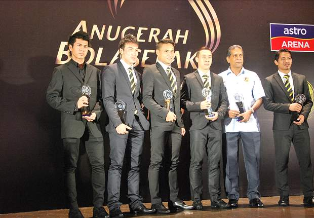 Norshahrul picks up third MVP award in three years