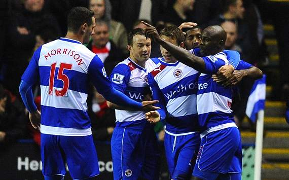 Capital One Cup, Reading v Arsenal, Jason Roberts