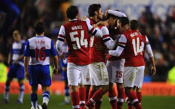 Piala Liga (Carling Cup): Arsenal menang dramatis
