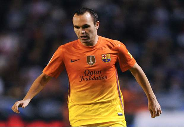 TEAM NEWS: Iniesta, Messi, Pedro in attack for Barca at Valencia
