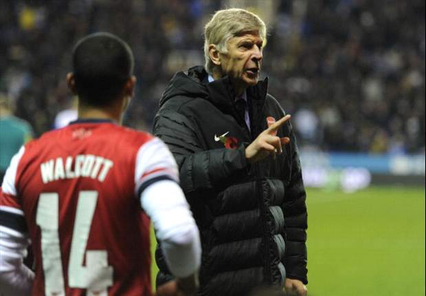 Wenger desperate for Arsenal to seal new Walcott deal