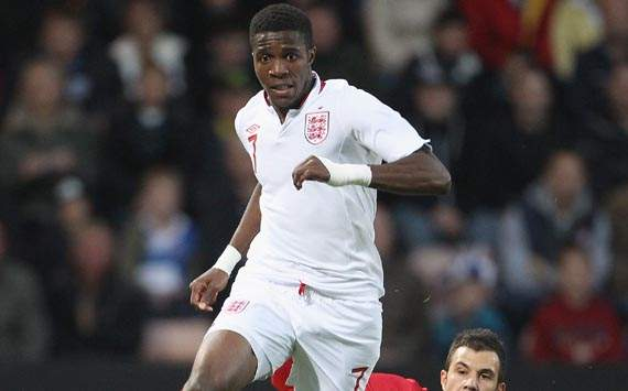 Step aside Messi &amp; Ronaldo, Arsenal target Zaha 'just too good for you'