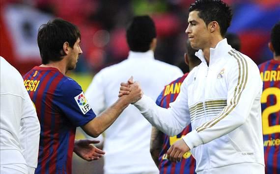 Leo Messi & Cristiano Ronaldo