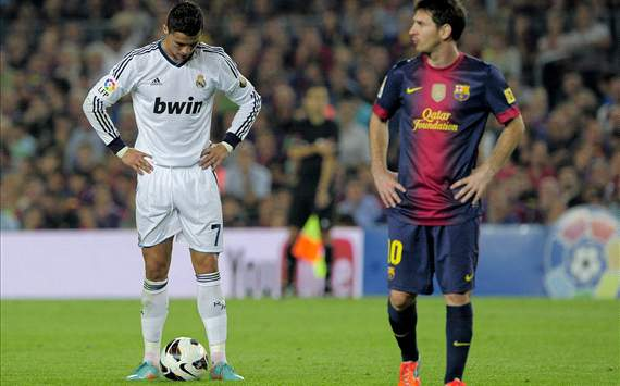 Brilliant video! Cristiano Ronaldo talks about his relationship with Lionel Messi (in English)