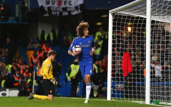 Luiz: Chelsea want to win Europa League